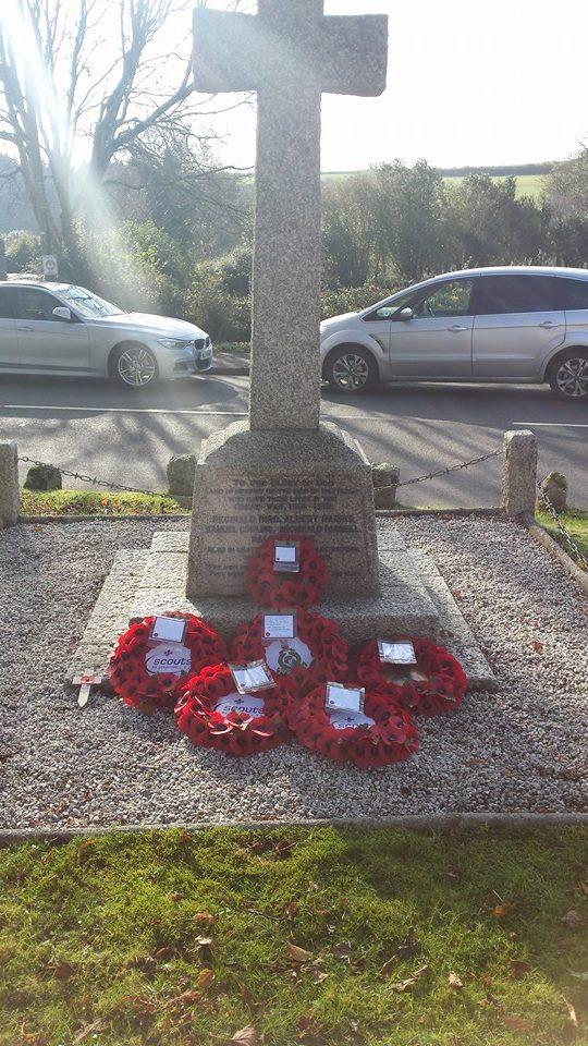 bickleigh war memorial